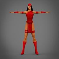 Amyli 3D Model
