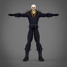 Jacob 3D Model