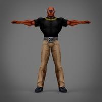 Nomai 3D Model