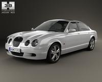 Kia Sportage 2008 3D Model