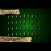 15 19 52 153 arrow heads 2 textured 4