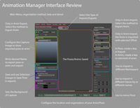 Animation Manager 0.9.29 / for Maya 0.9.2 (maya script)