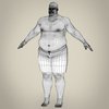 15 28 54 316 realistic fat man 18 4