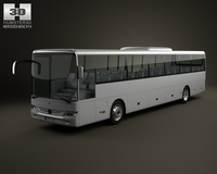 Mercedes-Benz Integro L 2013 3D Model