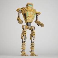 Robot 7AG14 3D Model