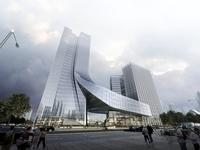 3d Skyscraper  073 3D Model