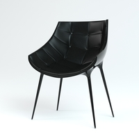 Chair Caprice Cassina 3D Model