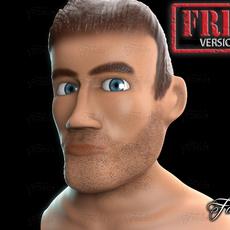 Jeff 3D Model
