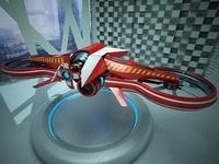 Robot 10AG14 3D Model