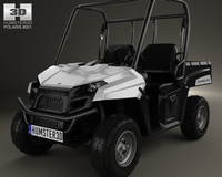 Polaris Ranger 2013 3D Model
