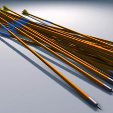 Arrow B 3D Model