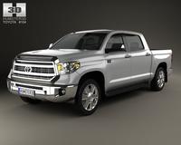 Toyota Tundra Crew Max 2013 3D Model