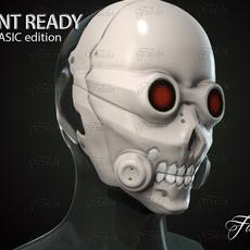 Death Gun 3D Model