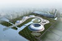Grand Stadium 028 3D Model