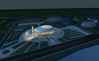 Grand Stadium 029 3D Model