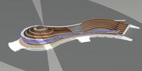 Grand Stadium 030 3D Model