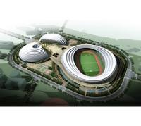Grand Stadium 018 3D Model
