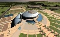 Grand Stadium 019 3D Model