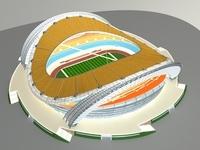 Grand Stadium 020 3D Model