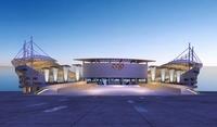 Grand Stadium 024 3D Model