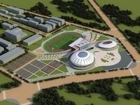 Grand Stadium 025 3D Model