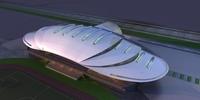 Grand Stadium 026 3D Model