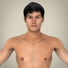 16 25 35 473 realistic young asian man 01 4