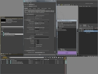 Free Renderlayers and Passes to After Effects for Maya 0.6.0 (maya script)