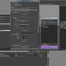 Renderlayers and Passes to After Effects for Maya 0.6.0 (maya script)