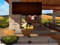 Living room 07 3D Model