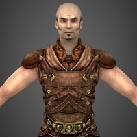 Prince Dinkesh 3D Model