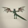 16 46 55 615 fantasy wild dragon 14 4
