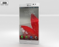 LG Optimus F7 White 3D Model