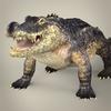 16 59 37 93 realistic crocodile 02 4