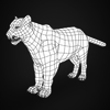 16 59 45 984 low poly cheetah 09 4