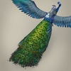 17 00 08 163 fantasy warrior peacock 08 4