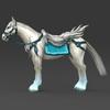 17 00 13 327 white warrior horse 04 4
