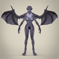 Fantasy Monster Jambaji 3D Model