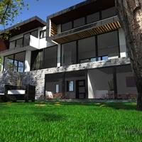 Luxurious house 3D Model