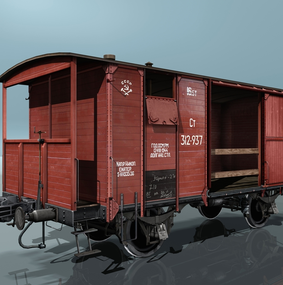 Ntv boxcar 01 show