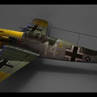 Me 106 plane 0001 cover