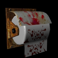Toilet paper 4 cover