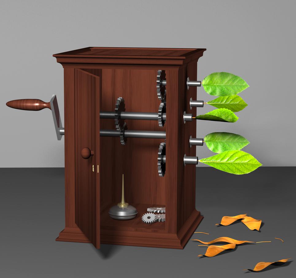Leafbox show