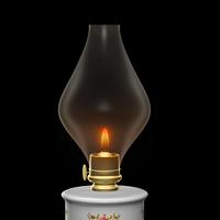 Oillamp cover