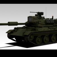 Type 74 v testm v048 cover