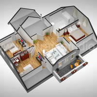 3dwallcutfloorplan cover