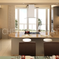 3d architectural kitchen render cover