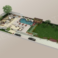 3d floor plan rendering cover