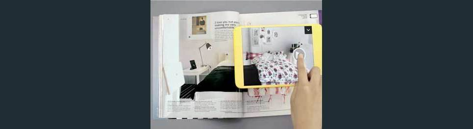 Image tracking augmented reality show
