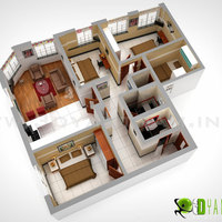 3d floor plan design cover